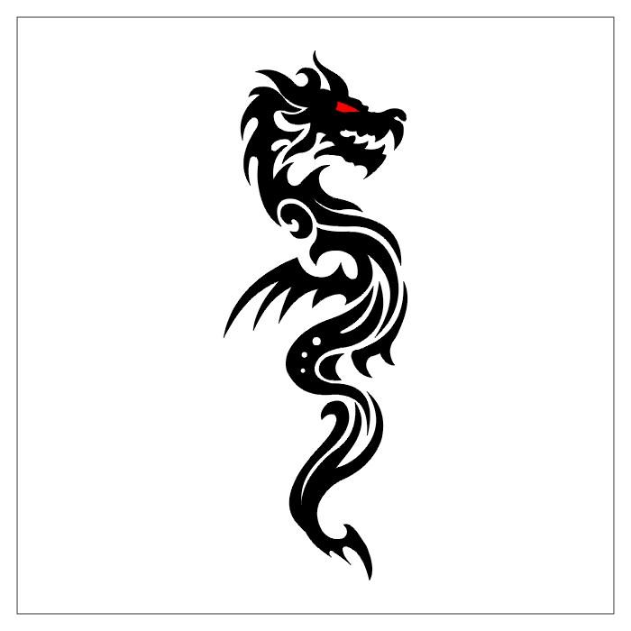 Tatuaże Smoki 71