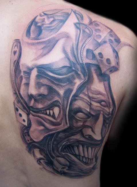 Tatuaze Tatuaz 3d 354