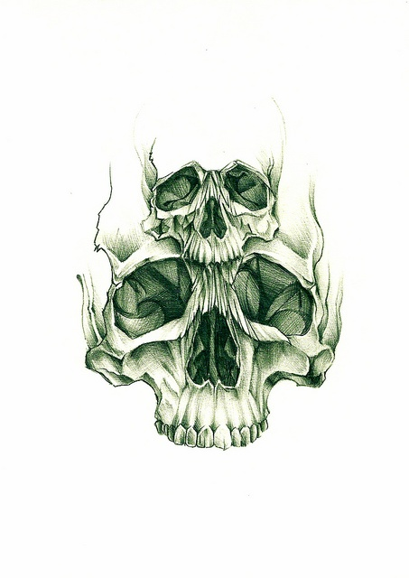 tattoo design skulls