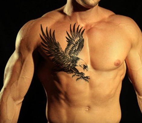 eagle tattoo, tattoos