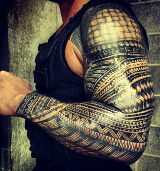 tribal tattoo, tattoos