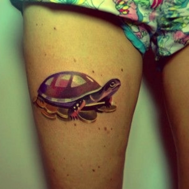 turtle,tattoos