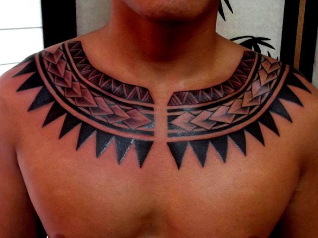 tattoo collarbone 88598