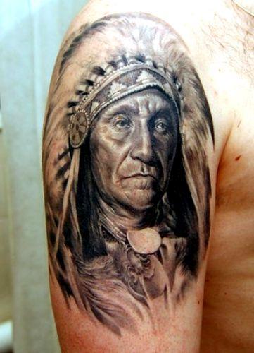 tatuaże indiańskie 13716