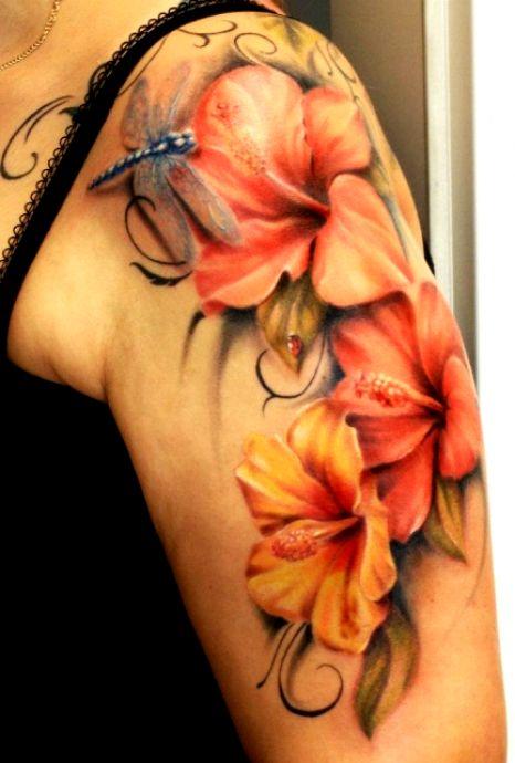 tatuaże ważki 64736