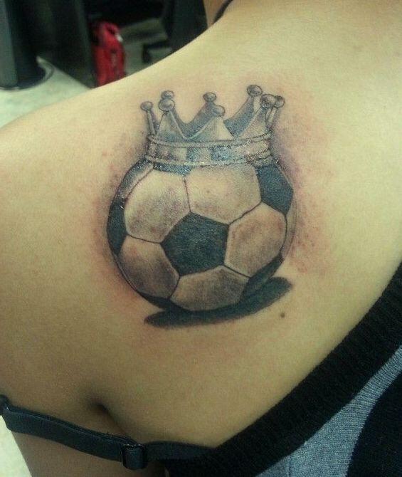 soocer tattoo