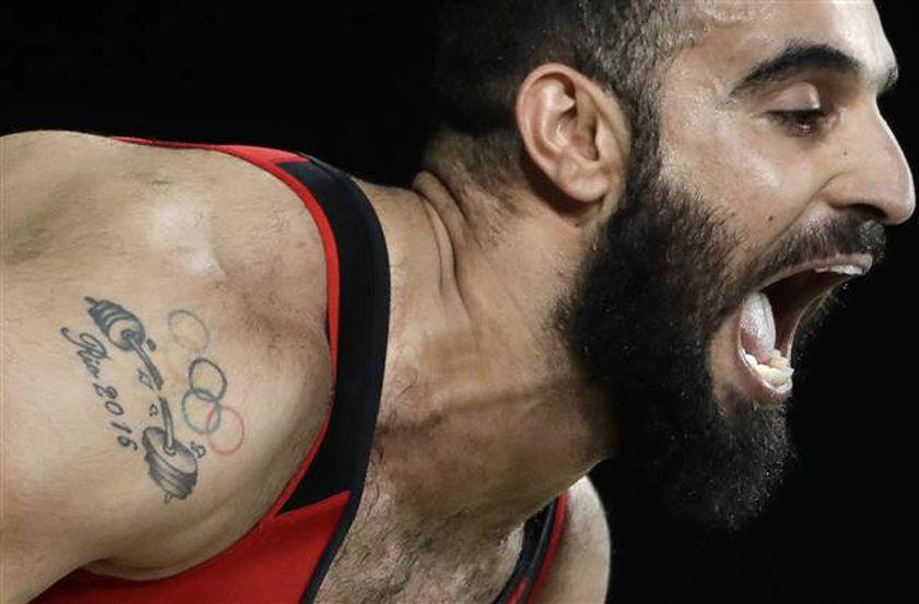 RIO 2016 tatuaże