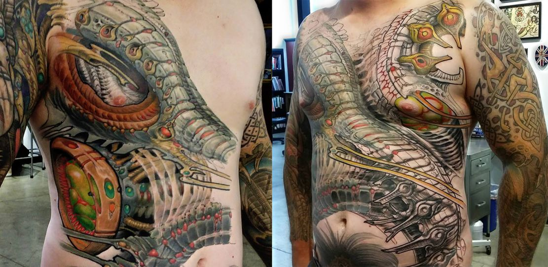 tattoo biomechanical 145