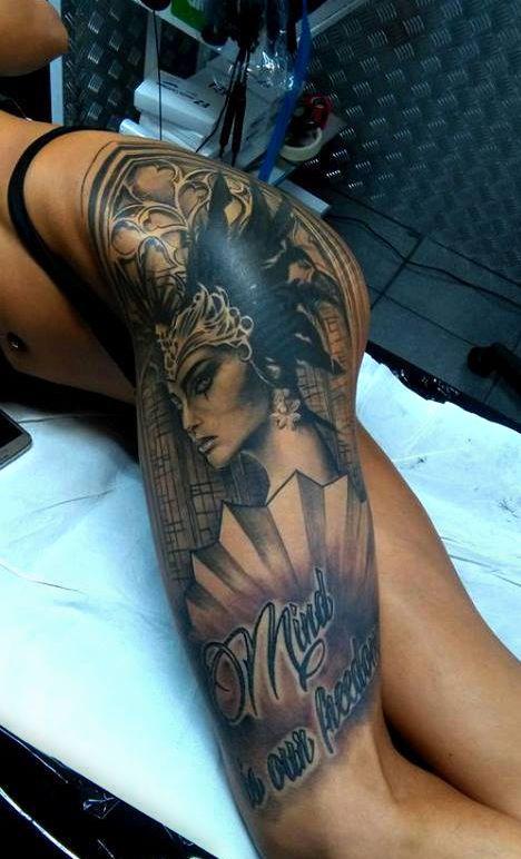 Tatuaże Tatuaże Na Nogę Strona 161