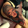 native tattoo
