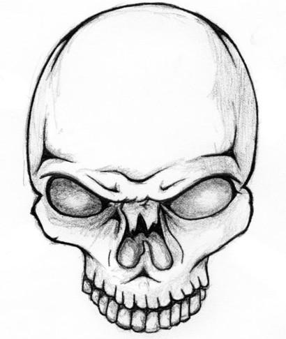Tatuaże Czaszki Strona 10