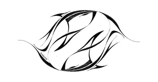 tatua¿ dwie ryby