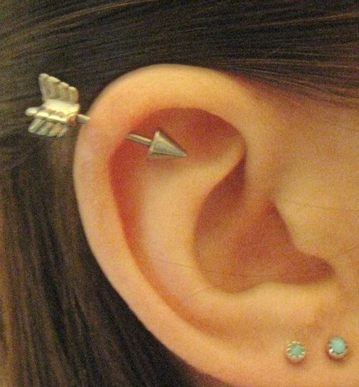 arrow piercing